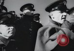 Image of Army Navy football game United States USA, 1949, second 33 stock footage video 65675062408