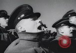 Image of Army Navy football game United States USA, 1949, second 39 stock footage video 65675062408