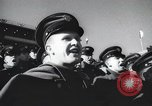 Image of Army Navy football game United States USA, 1949, second 49 stock footage video 65675062408