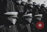 Image of Army Navy football game United States USA, 1949, second 33 stock footage video 65675062409