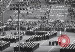 Image of Army Navy football game United States USA, 1949, second 4 stock footage video 65675062410