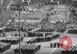 Image of Army Navy football game United States USA, 1949, second 7 stock footage video 65675062410
