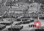 Image of Army Navy football game United States USA, 1949, second 9 stock footage video 65675062410