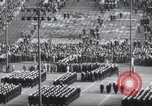 Image of Army Navy football game United States USA, 1949, second 10 stock footage video 65675062410