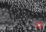 Image of Army Navy football game United States USA, 1949, second 15 stock footage video 65675062410