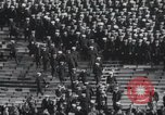 Image of Army Navy football game United States USA, 1949, second 20 stock footage video 65675062410