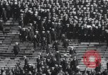 Image of Army Navy football game United States USA, 1949, second 21 stock footage video 65675062410
