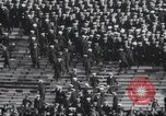 Image of Army Navy football game United States USA, 1949, second 24 stock footage video 65675062410