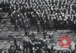 Image of Army Navy football game United States USA, 1949, second 25 stock footage video 65675062410