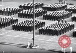 Image of Army Navy football game United States USA, 1949, second 37 stock footage video 65675062410