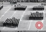 Image of Army Navy football game United States USA, 1949, second 44 stock footage video 65675062410
