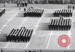 Image of Army Navy football game United States USA, 1949, second 46 stock footage video 65675062410