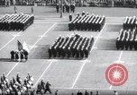 Image of Army Navy football game United States USA, 1949, second 54 stock footage video 65675062410