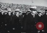 Image of Army Navy football game United States USA, 1949, second 61 stock footage video 65675062410
