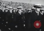 Image of Army Navy football game United States USA, 1949, second 62 stock footage video 65675062410