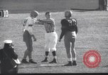 Image of Army Navy football game United States USA, 1949, second 22 stock footage video 65675062411