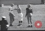 Image of Army Navy football game United States USA, 1949, second 23 stock footage video 65675062411
