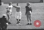 Image of Army Navy football game United States USA, 1949, second 27 stock footage video 65675062411
