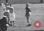Image of Army Navy football game United States USA, 1949, second 28 stock footage video 65675062411