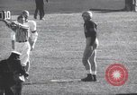 Image of Army Navy football game United States USA, 1949, second 29 stock footage video 65675062411