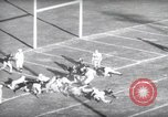 Image of Army Navy football game United States USA, 1949, second 32 stock footage video 65675062411