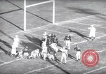 Image of Army Navy football game United States USA, 1949, second 35 stock footage video 65675062411