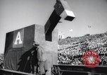 Image of Army Navy football game United States USA, 1949, second 38 stock footage video 65675062411