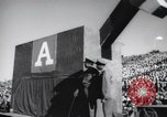 Image of Army Navy football game United States USA, 1949, second 39 stock footage video 65675062411