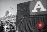 Image of Army Navy football game United States USA, 1949, second 41 stock footage video 65675062411