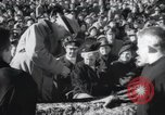 Image of Army Navy football game United States USA, 1949, second 58 stock footage video 65675062411