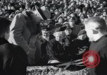 Image of Army Navy football game United States USA, 1949, second 59 stock footage video 65675062411