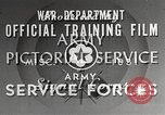 Image of United States soldiers United States USA, 1946, second 12 stock footage video 65675062412