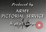 Image of United States soldiers United States USA, 1946, second 14 stock footage video 65675062412