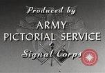 Image of United States soldiers United States USA, 1946, second 16 stock footage video 65675062412