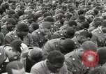 Image of Negro US soldiers World War 2 United States USA, 1945, second 31 stock footage video 65675062416