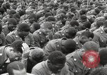 Image of Negro US soldiers World War 2 United States USA, 1945, second 32 stock footage video 65675062416