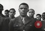 Image of Negro US soldiers World War 2 United States USA, 1945, second 57 stock footage video 65675062416