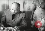Image of General Dwight D Eisenhower Europe, 1951, second 62 stock footage video 65675062424