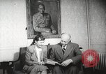 Image of General Dwight D Eisenhower New York United States USA, 1951, second 18 stock footage video 65675062426