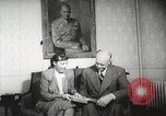 Image of General Dwight D Eisenhower New York United States USA, 1951, second 19 stock footage video 65675062426