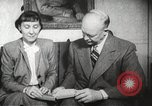 Image of General Dwight D Eisenhower New York United States USA, 1951, second 22 stock footage video 65675062426