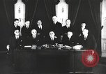 Image of Roosevelt's cabinet United States USA, 1933, second 12 stock footage video 65675062430