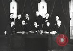 Image of Roosevelt's cabinet United States USA, 1933, second 14 stock footage video 65675062430