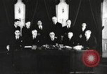 Image of Roosevelt's cabinet United States USA, 1933, second 28 stock footage video 65675062430