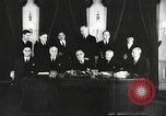 Image of Roosevelt's cabinet United States USA, 1933, second 32 stock footage video 65675062430