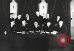 Image of Roosevelt's cabinet United States USA, 1933, second 37 stock footage video 65675062430