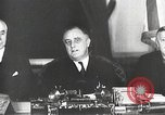 Image of Roosevelt's cabinet United States USA, 1933, second 44 stock footage video 65675062430