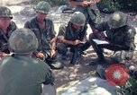 Image of 101st Airborne Division Vietnam, 1965, second 22 stock footage video 65675062447