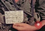 Image of 101st Airborne Division Vietnam, 1965, second 5 stock footage video 65675062449