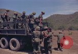 Image of 101st Airborne Division Vietnam, 1965, second 14 stock footage video 65675062449
